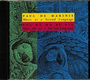 DEMARINIS, Paul - Music As A Second Language