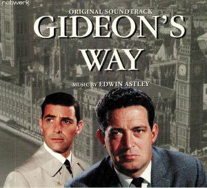 ASTLEY, Edwin - Gideon's Way (Soundtrack)