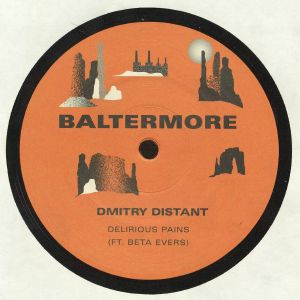 DMITRY DISTANT feat BETA EVERS - Delirious Pains