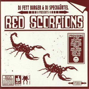 DJ FETT BURGER/DJ SPECKGURTEL - Red Scorpions