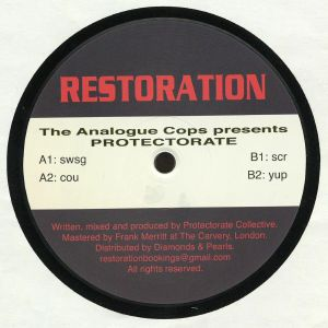 ANALOGUE COPS, The presents PROTECTORATE - PZ