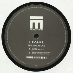 EXZAKT - Felling Above (BFX, Brice Kelly remixes)