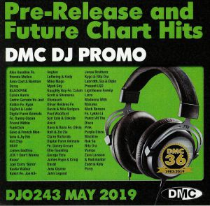 VARIOUS - DMC DJ Promo May 2019: Pre Release & Future Chart Hits (Strictly DJ Only)