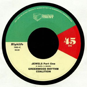 GREENWOOD RHYTHM COALITION - Jewels (50th Anniversary Edition)