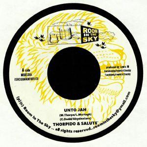 THORPIDO/VIN GORDON/SALUTE' - Unto Jah