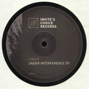 DISX3/KAISER/DARK QUADRANT/TEMUDO - Under Interference EP