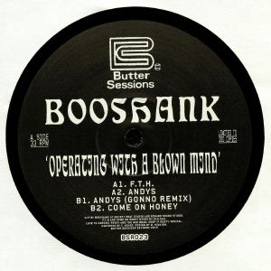 BOOSHANK - Operating With A Blown Mind