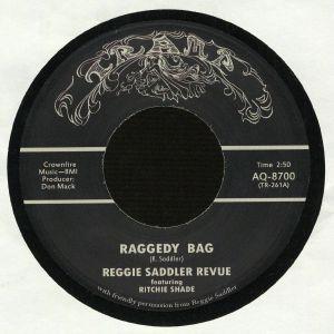 REGGIE SADDLER REVUE - Raggedy Bag