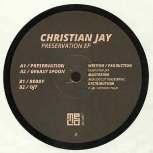 JAY, Christian - Preservation EP