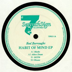 BURROUGHS, Bud - Habit Of Mind EP