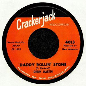 MARTIN, Derek - Daddy Rollin' Stone