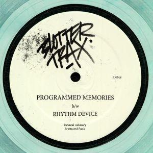 BLOTTER TRAX - Programmed Memories