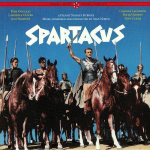 NORTH, Alex - Spartacus (Soundtrack)