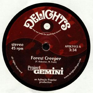 PROJECT GEMINI - Forest Creeper