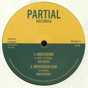 KEYES, Eva/DAN TALIRAS - Meditation