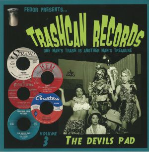 VARIOUS - Trashcan Records Volume 3: The Devil's Pad