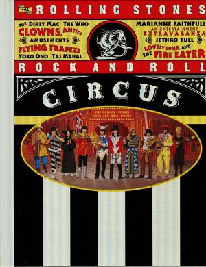 ROLLING STONES, The/VARIOUS - Rock & Roll Circus! (Deluxe Edition)