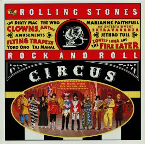 ROLLING STONES, The/VARIOUS - Rock & Roll Circus (remastered)