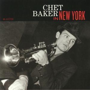 BAKER, Chet - Chet Baker In New York (remastered)