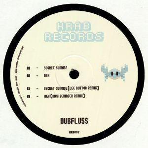 DUBFLUSS - Secret Sunrise EP
