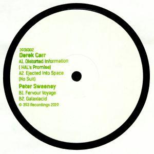 CARR, Derek/PETER SWEENEY - 393X002