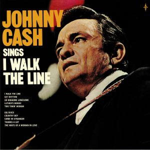 CASH, Johnny - I Walk The Line