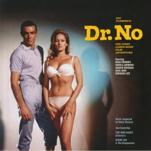 NORMAN, Monty feat JOHN BARRY/BYRON LEE - Dr No (Soundtrack) (reissue)