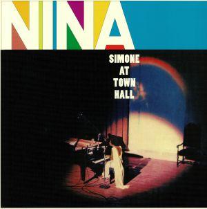 SIMONE, Nina - At Town Hall