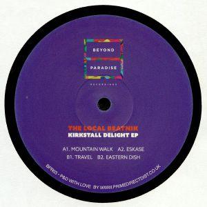 LOCAL BEATNIK, The - Kirkstall Delight EP