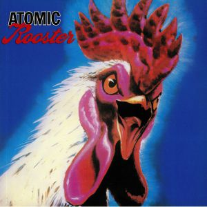 ATOMIC ROOSTER - Atomic Rooster (reissue)