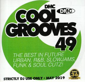VARIOUS - Cool Grooves 49: The Best In Future Urban R&B Slowjams Funk & Soul Cutz! (Strictly DJ Only)