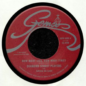 DIAMOND STREET PLAYERS - How Many Lies How Many Times