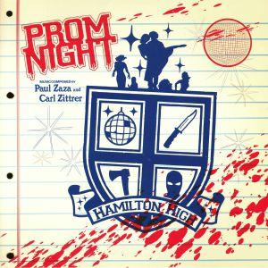 ZAZA, Paul/CARL ZITTRER - Prom Night (1980 Soundtrack)