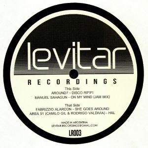 AROUND7/MANUEL SAHAGUN/FABRIZZIO ALARCON/AREA 51 - Disco Rififi