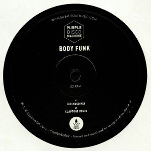 PURPLE DISCO MACHINE - Body Funk (remixes)