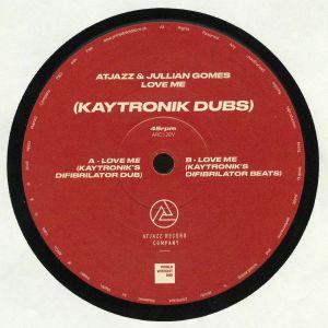 ATJAZZ/JULLIAN GOMES - Love Me