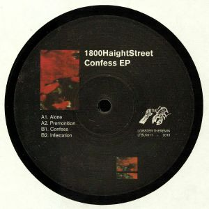 1800HAIGHTSTREET - Confess EP