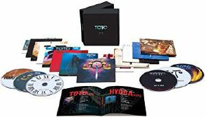 TOTO - All In: The Cd's