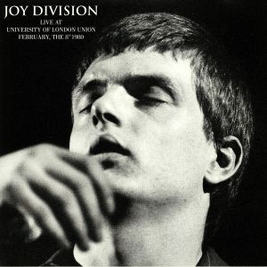 JOY DIVISION - Live At University Of London Union February The 8th 1980