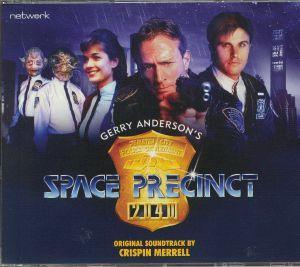 MERRELL, Crispin - Space Precinct (Soundtrack)