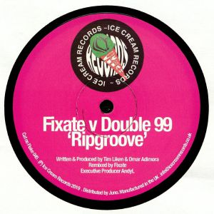 FIXATE/DOUBLE99 - Ripgroove (Fixate remix)