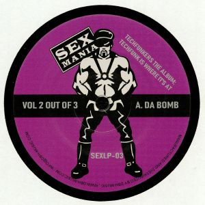 TECHFUNKERS - The Album: Techfunk Is Where It's At (Vol 2 Out Of 3)