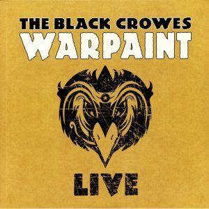 BLACK CROWES,The - Warpaint Live