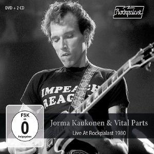KAUKONEN, Jorma/VITAL PARTS - Live At Rockpalast 1980