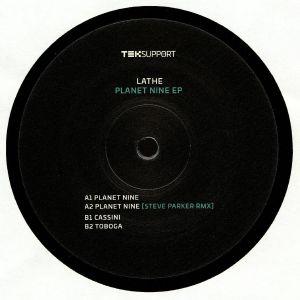 LATHE - Planet Nine EP