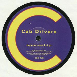 CAB DRIVERS - Spaceship