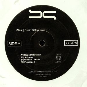 SIES - Basic Differences EP