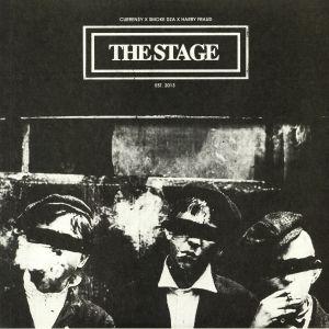 CURRENSY/SMOKE DZA/HARRY FRAUD - The Stage