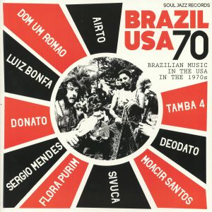 VARIOUS - Brazil USA 70: Brazilian Music In The USA In The 1970s