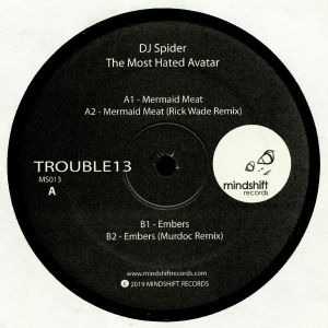 DJ SPIDER - The Most Hated Avatar